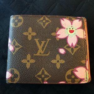 Whimsy Flower Wallet